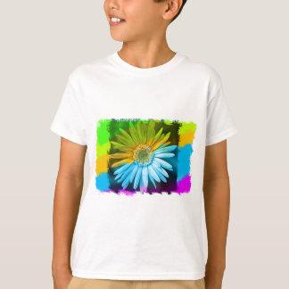 Camiseta Flor quebrada
