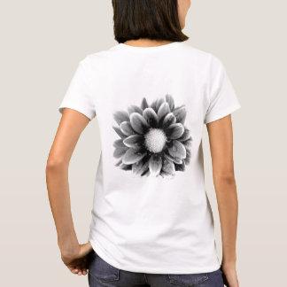 Camiseta Flor triste
