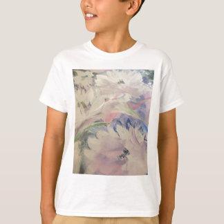Camiseta Floral Pastel