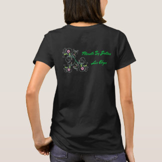 Camiseta Floral por Jalisa