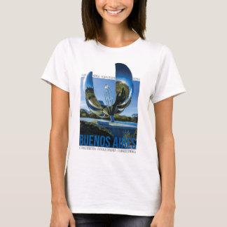 Camiseta Floralis Genérica, Buenos Aires (escultura da