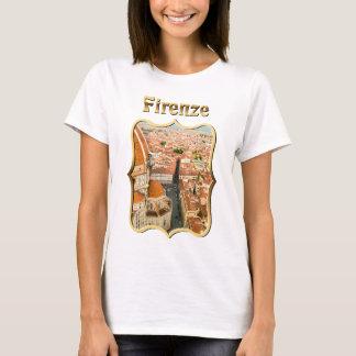 Camiseta Florença, Italia (domo)