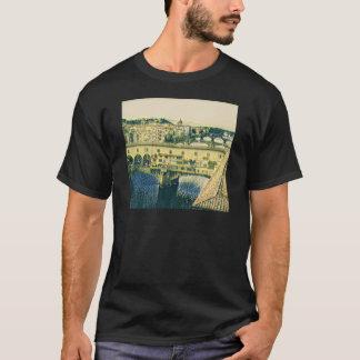 Camiseta Florença na arte