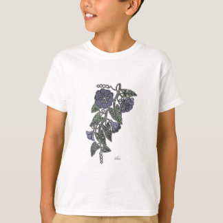 Camiseta Flores 2 do laço