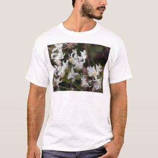 Camiseta Flores da alegria do viajante (brachiata do