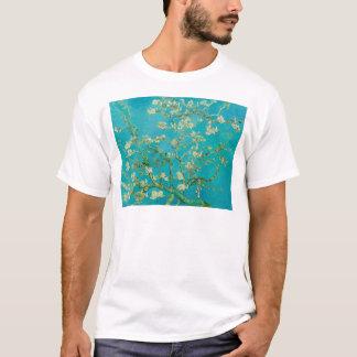 Camiseta Flores da amêndoa por Vincent van Gogh (1890)