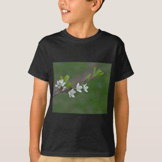 Camiseta Flores da árvore de cereja