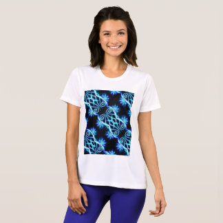Camiseta Flores de incandescência