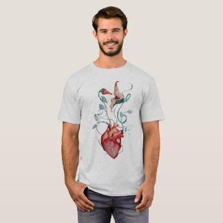 Camiseta Flores de Pink Floyd
