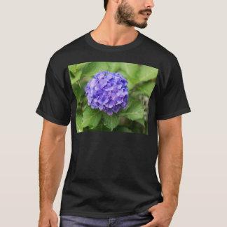 Camiseta Flores de um hydrangea do francês (macrophyl do