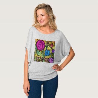 Camiseta Flores do verão