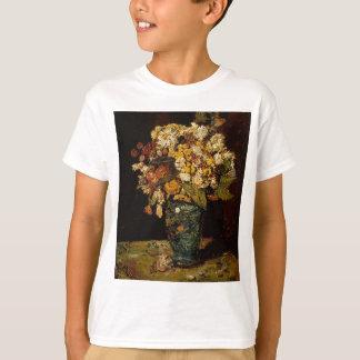 Camiseta Flores em um vaso