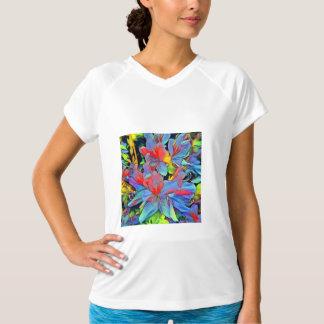 Camiseta Flores maravilhosas florais de ArtStudio