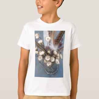 Camiseta Flores secadas 1