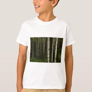 Camiseta Floresta branca