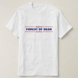 Camiseta FLORESTA do DECANO - minha casa - Inglaterra;