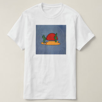 Camiseta Floresta do deserto