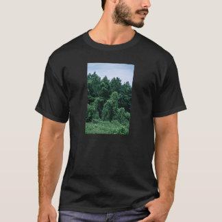 Camiseta Floresta Overgrown Kudzu/