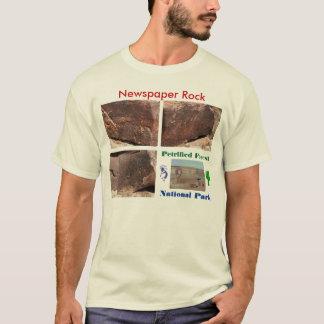 Camiseta Floresta Petrified