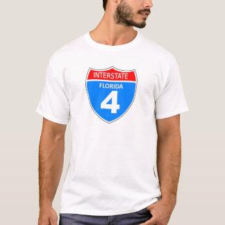 Camiseta Florida 4 de um estado a outro