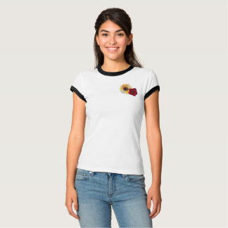 Camiseta Florido
