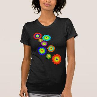Camiseta Flower power