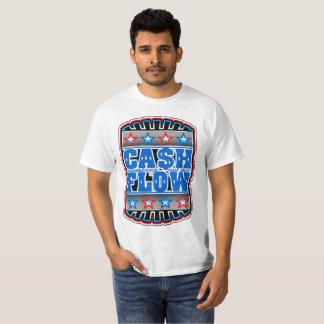 Camiseta Fluxo de caixa Ramírez