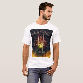 Camiseta Flyball Flamz: Arrasto que compete para cães!