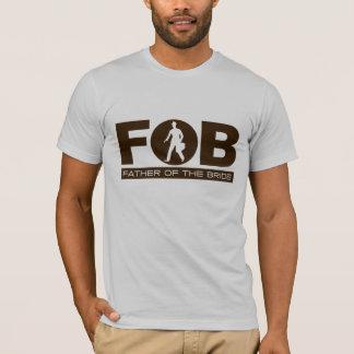 Camiseta FOB (pai da noiva)