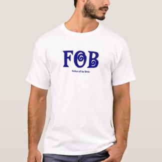 """Camiseta FOB """"pai T da noiva"""""""