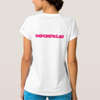 """Camiseta Foco e do"""" t-shirt superado do desempenho"""