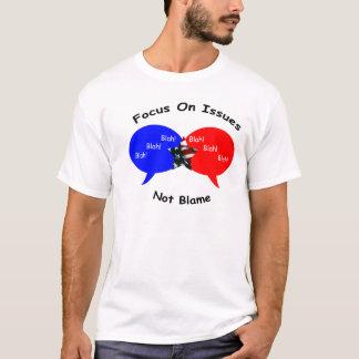 Camiseta Foco em edições