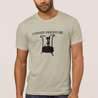 Camiseta Fogão da pressão do querosene