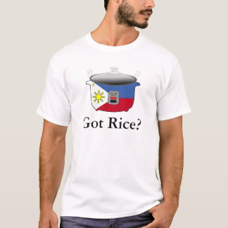 Camiseta Fogão de arroz de Pinoy