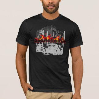 Camiseta Fogo apostólico