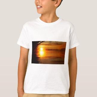Camiseta Fogo da manhã