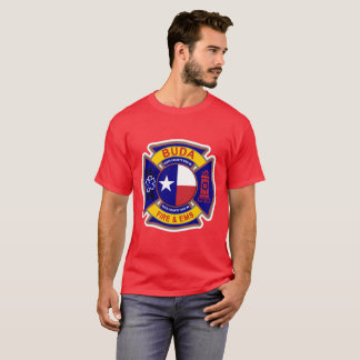 Camiseta Fogo de Buda Texas e EMS