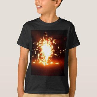 Camiseta Fogo de derretimento