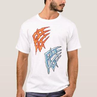 Camiseta Fogo & gelo tribais