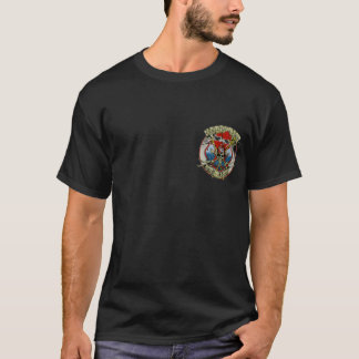 Camiseta Fogo * mergulho * t-shirt do salvamento