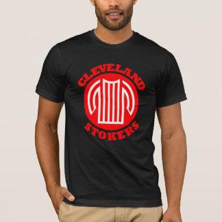 Camiseta Foguistas de Cleveland (preto)