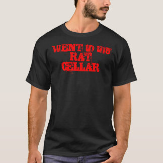 Camiseta FOI à ADEGA do RATO, vermelha