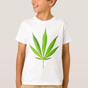 421b0a794 Camisas   Camisetas Folha Da Erva Daninha