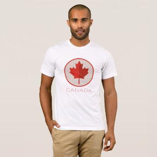 Camiseta Folha de bordo - Canadá