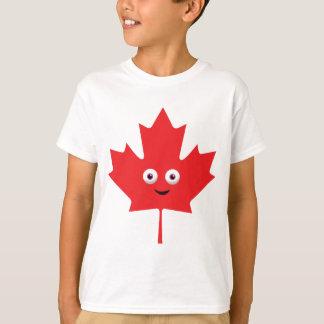 Camiseta Folha de bordo feliz