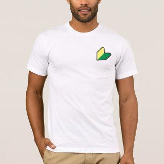 Camiseta Folha de JDM