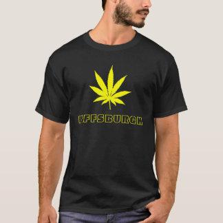 Camiseta Folha de Piffsburgh - Route420