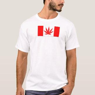Camiseta Folha do pote de Canadá - Route420