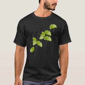 Camiseta Folhas da nogueira-do-Japão