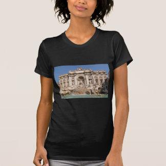 Camiseta Fontana di Trevi em Roma, Italia